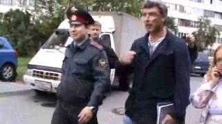 Немцов в Питере против Матвиенко