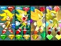 Evolution Of Super Sonic 1991 2020
