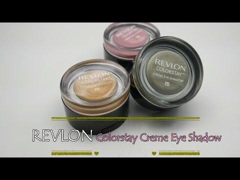 ColorStay Creme Eye Shadow by Revlon #9