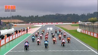 #ValenciaGP: All Of The Best Action