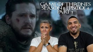 Game of Thrones Season 8 Episode 4 'The Last of the Starks' Part 1 REACTION!!