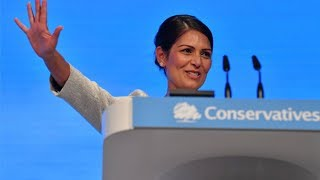 video: Brexit latest news: Priti Patel compares herself to Margaret Thatcher as she vows to tackle county lines drugs gangs