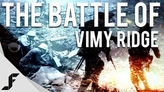 The Battle Of Vimy Ridge - Battlefield 1