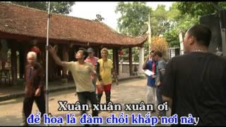 [HD Hài tết 2013]Karaok Xuân hội ngộ - Cụ tổ hiển linh