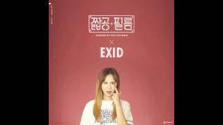 [EXIDear ENG SUB] 160823 Piki Pictures Short Film - EXID Solji LE Jeonghwa