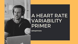 Heart rate variability: physiology, methodology and experimental possibilities
