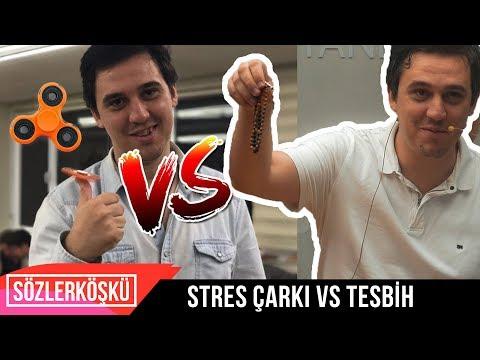 Stres Çarkı vs Tesbih ! Stresi Yok Eden İlginç Deney