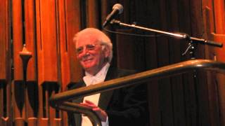 Jerry Goldsmith in Concert with The LSO in '89 - Part 2