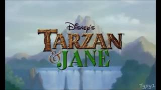 Tarzan & Jane - Two Worlds (Finnish)