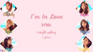 Lagu A Pink Im In Love