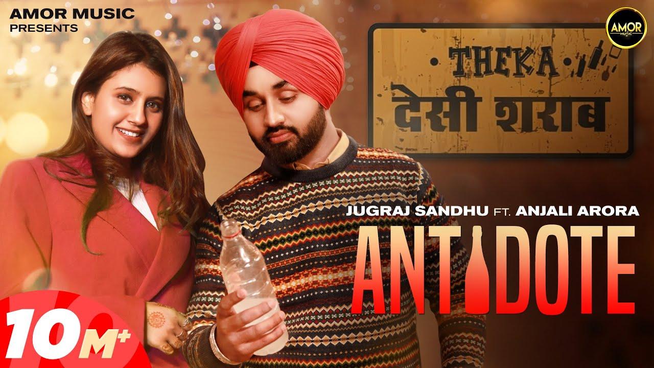 Antidote| Jugraj Sandhu Lyrics