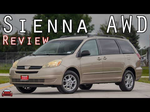 2005 Toyota Sienna AWD Review - 178,000 Miles Of Memories!