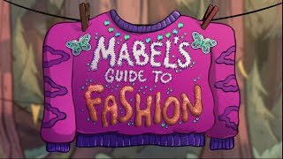 03 - Mabel's Guide to Fashion - Gravity Falls - Mabel's Guide to Life