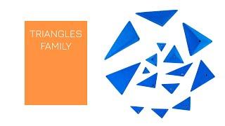 Vídeo: TRIANGLES FAMILY