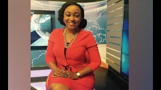 Bonoko surprises Betty Kyalo with Kenya's latest delicacy KDF on Guest Anchor