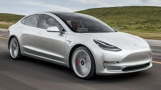 EXCLUSIVE: Tesla Model S, 3 and X at Gigafactory 1! – Motor Trend Presents by Motor Trend