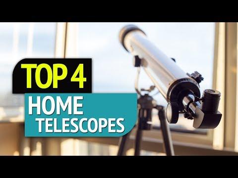 TOP 4: Home Telescopes 2018