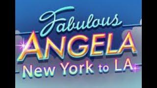 Fabulous Angela – New York to LA: The Movie (Subtitles)