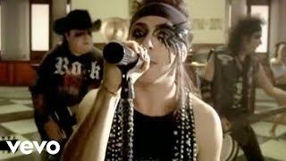 Video Si Mi Delito Es Rockear de Moderatto