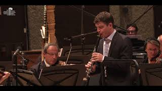 Copland: Clarinet Concerto - Frédéric Chaslin, Danny Erdman, JSO