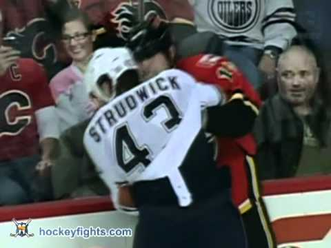 Tim Jackman vs. Jason Strudwick