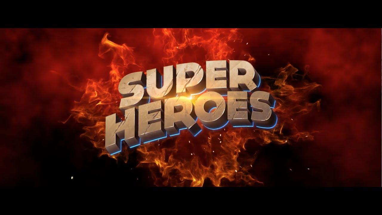 Super Heroes från Yggdrasil Gaming