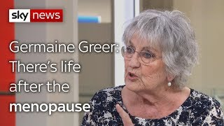 Kay meets Germaine Greer
