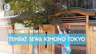5 Tempat untuk Sewa Kimono di Tokyo dengan Harga Terjangkau