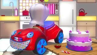 Развивающие мультфильмы про машинки для детей