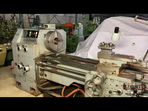 MSZ Heavy Duty Lathe Machine