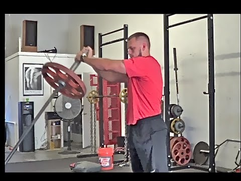 Strength Camp eCoach: Standing Barbell Twist