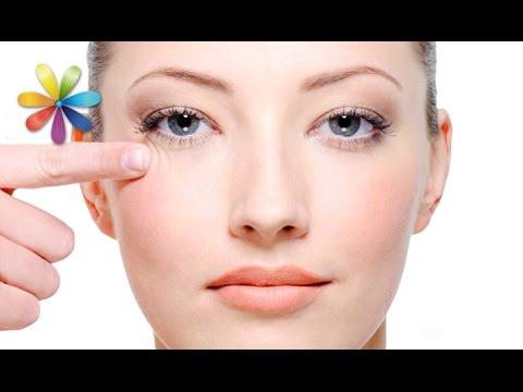 Мешки под глазами как избавиться без операции