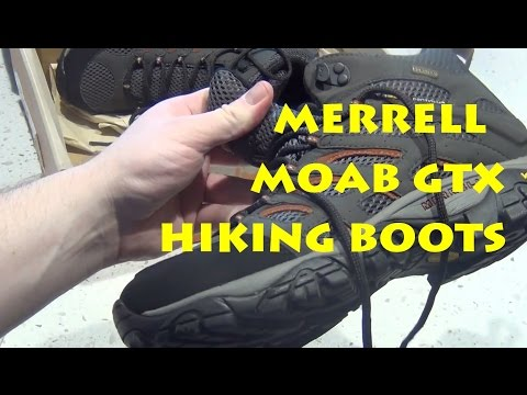 Merrell Moab Hiking Boots Review - Legacy of Adventure