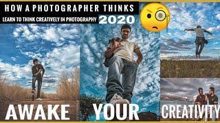 How To Think Like A Photographer Think Creatively Photography In Telugu Telugraphy Harsha 
