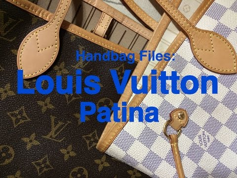 Video Louis Vuitton Vachetta: Patina, Tips, Tricks and Don'ts