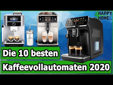 Kaffeevollautomat kaufen für 2021 ☕ Die 10 besten Kaffeevollautomaten im Vergleich [3 Preisklassen]