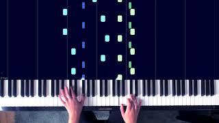 Alexandra Stréliski   Plus Tôt (Piano Tutorial)