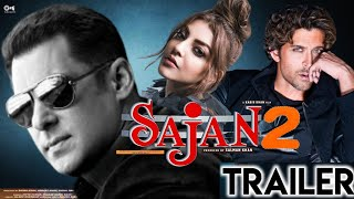 """Saajan 2 Trailer"" Official 