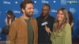 Download Youtube: Anthony Mackie and Sebastian Stan's Hilarious New
