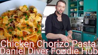 Chicken & Chorizo Pasta