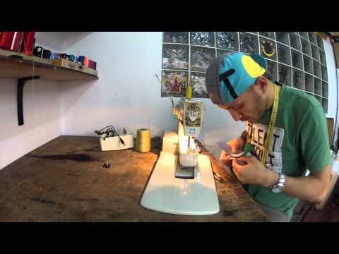 How it's made - Turific cool cycling cap