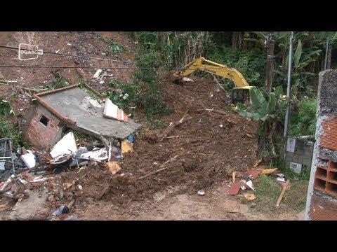 Confira imagens do local da tragédia em Ribeirão Pires