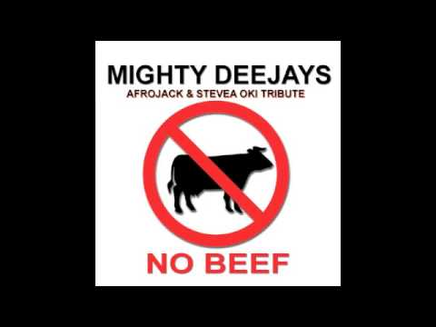No Beef cover