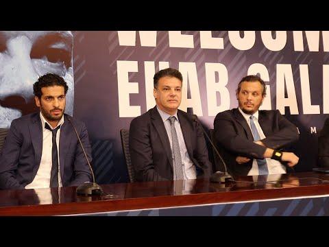 إيهاب جلال المدير الفني الجديد يعلن مصير عبدالله السعيد مع بيراميدز