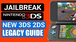 Nintendo 3DS Jailbreak Homebrew FREE w/ SD Card & Luma3DS Full Guide