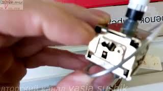 Не работает холодильник.Как проверить термостат.Ремонт термостата холодильника своими руками