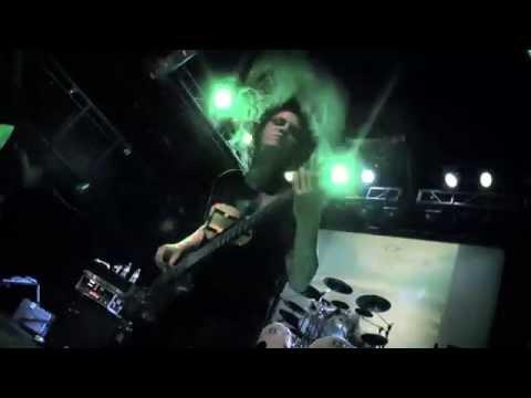 OMNIUM GATHERUM - Living In Me (live video) online metal music video by OMNIUM GATHERUM
