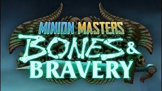 Minion masters - необычная ККИ в релизе