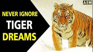 What does tiger dream meaning   Dream interpretation   dreaming of tiger  