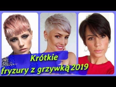 Top 20 Modne Krótkie Fryzury Damskie Z Grzywką 2019